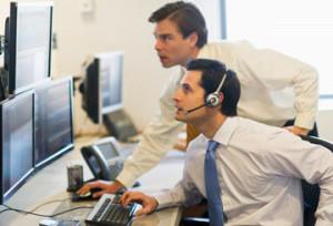 stock broker jobs